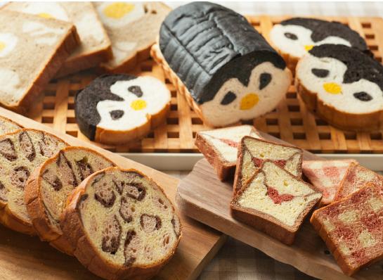 『誰でも失敗せずに、おいしくてかわいい食パンを焼けるように』と開発された講座です